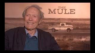 Clint Eastwood Talks Retirement, His Legacy And THE MULE