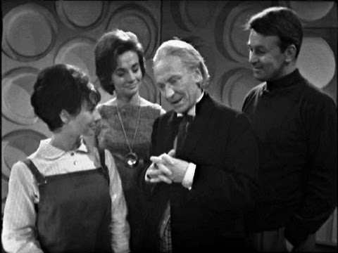 The TARDIS crew reflect
