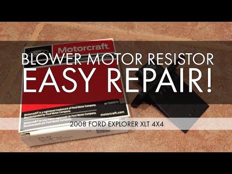 Motorcraft YH27 Blower Motor Resistor