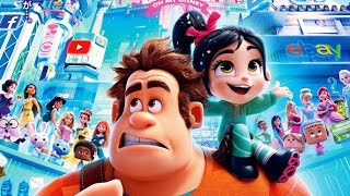 5 NEW Wreck-It Ralph 2 CLIPS - Ralph Breaks The Internet