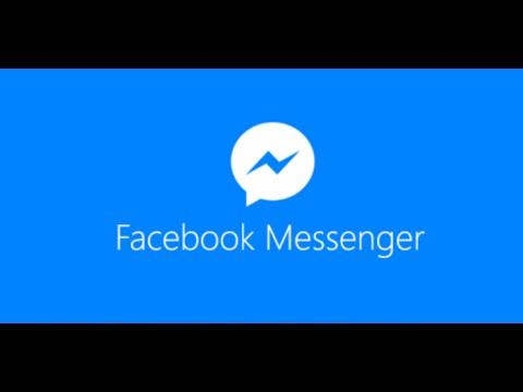 New Facebook Messenger for Windows 10 Mobile
