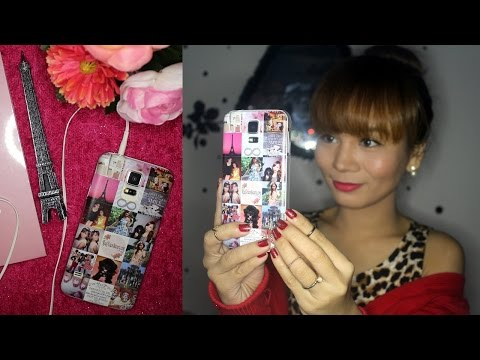 DIY Phone Case using Facebook and Instagram Photos (plus Giveaway!) ❤