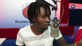 Shatta Bway and Q-Tee dares government official to visit local hospitals