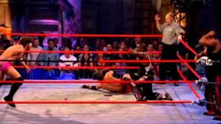 Wrestling Society X Episodio 4