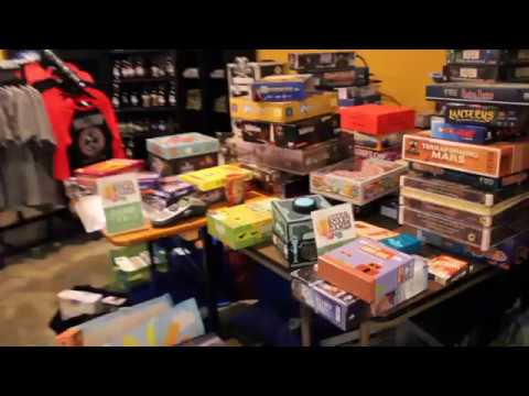 Beers & Board Games of Columbus 2017 Extra Life Charity Gaming Marathon