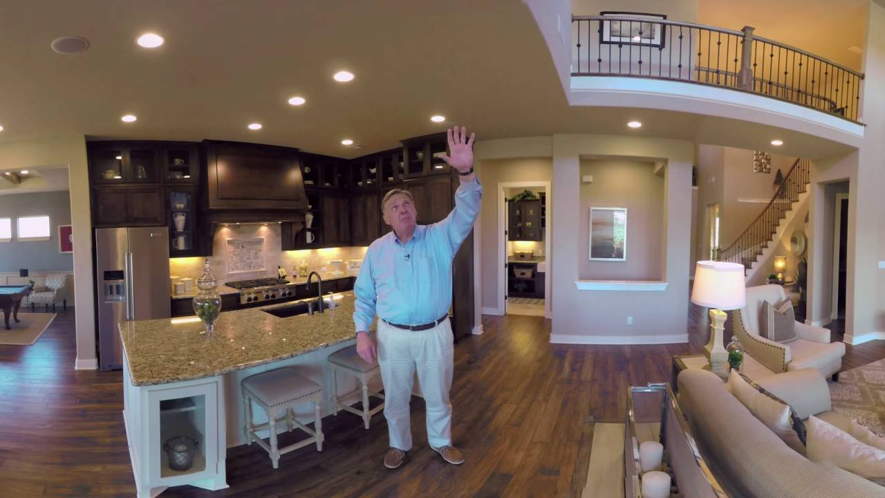 Superb Coventry Homes Sweetwater Model Home Tour (Virtual Reality)   YouTube