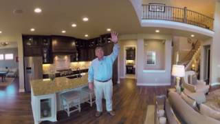 Coventry Homes Sweetwater Model Home Tour (Virtual Reality)