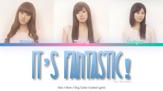 Girls' Generation (소녀시대) It's Fantastic! Color Coded Lyrics …