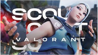Live w/ Scout - VALΟRANT Road To Immortal | Morning Stream From S8ul Gaming House ;)