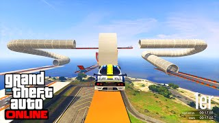 DOUBLE LOOPING GTA 5 ONLINE
