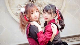 【ぺんた&黒kuromi】いーあるふぁんくらぶ 踊ってみた【in中国】