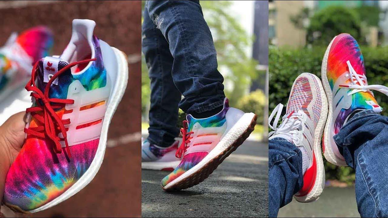 Nice Kicks x adidas Consortium UltraBOOST Woodstock | HYPEBEAST