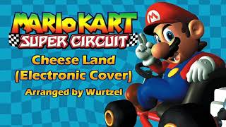 Mario Kart: Super Circuit - Cheese Land (Electronic Cover)