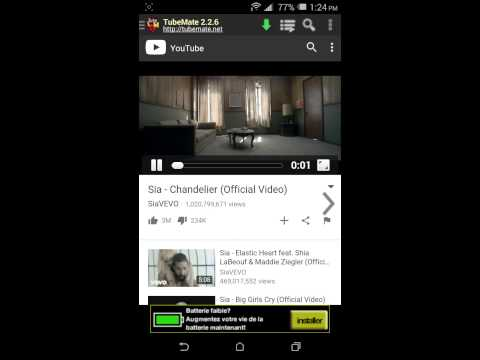 EASY DOWNLOAD VIDEOS FROM YOUTUBE ANDROID DEVICES