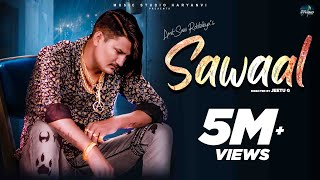 AMIT SAINI ROHTAKIYA : Sawaal (Official Video) New Haryanvi Songs Haryanavi 2021 | Ravi P | Priya S