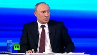 Repeat youtube video 'We don't need Alaska, sold it once, have enough cold territories' - Putin