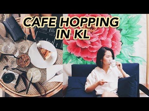 VLOG: 吉隆坡打卡咖啡厅 Cafe Hopping in Kuala Lumpur