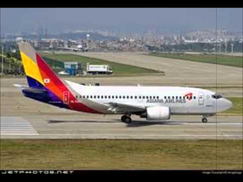 Asiana Airlines Fleet