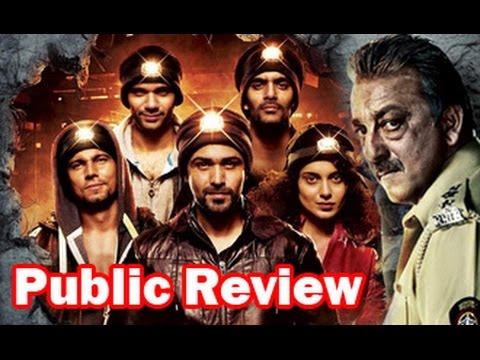 Ungli Public Review | Hindi Movie | Emraan Hashmi, Kangana Ranaut, Randeep Hooda, Sanjay Dutt