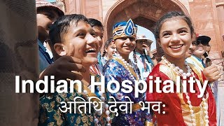 Taj Mahal, Train Scams AND Beautiful Indian Hospitality