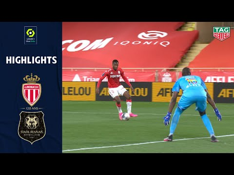 Monaco Rennes Goals And Highlights