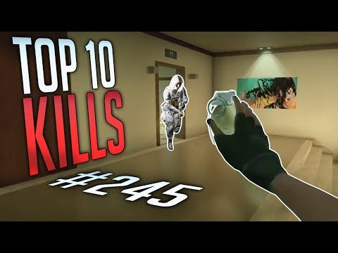 EXPECT EVERYTHING - Top 10 Rainbow Six Siege Plays (WBCW #245)