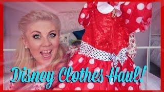 Baby Disney Clothes Haul! | SprinkleofGlitter