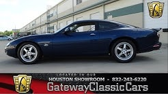 1997 Jaguar XK8  Gateway Classic Cars of Houston  stock 446 HOU