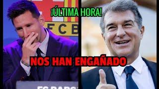 ÚLTIMA HORA ¡¡SE ACABA DE CONFIRMAR EL BOMBAZO MUNDIAL EN EL BARCELONA!!