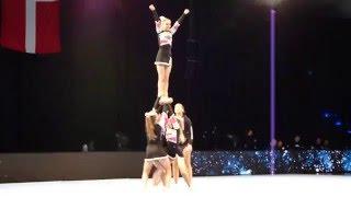 DM 2016: Junior All Girl Group Stunt Tigers Supreme