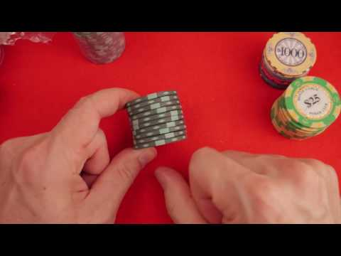 Crown Casino 13.5g Poker Chips - First Impressions