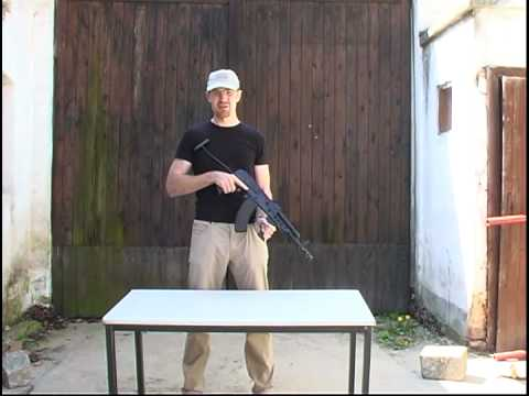 AATV Video Review: Full Steel AKs
