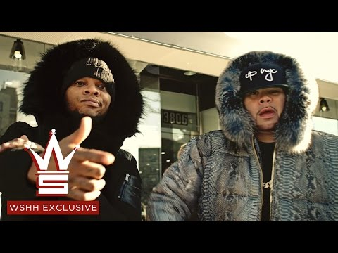 """Papoose """"Back On My Bullshit"""" Feat. Fat Joe & Jaquae (WSHH Exclusive - Official Music Video)"""
