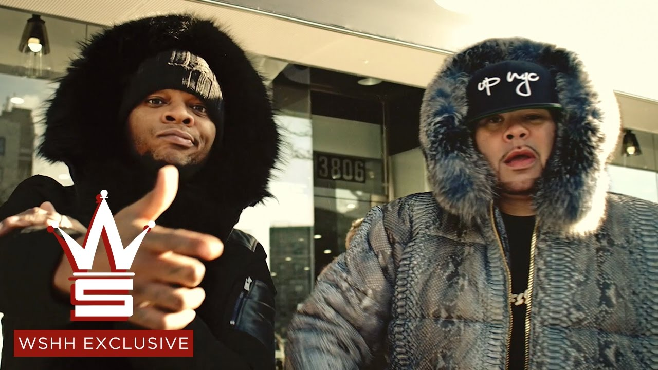 Papoose Feat. Fat Joe & Jaquae - Back On My Bullshit