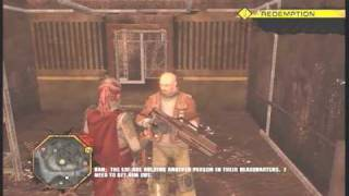 Red Faction: Guerrilla - Demons of the Badlands Episode 6: No Time!