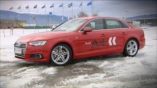 Златната среда: тестваме новото Audi A4