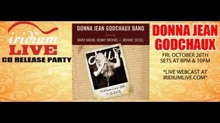 Donna Jean Godchaux Band feat. Jeff Mattson - Big Railroad Blues - IridiumLive 10 26 2012