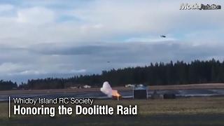 Whidby Island RC Society -- Dolittle Raid