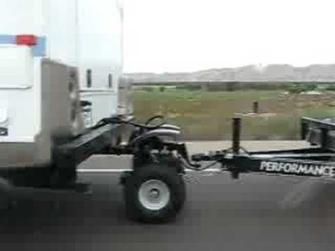 The Hitch Hog Used To Double Tow Youtube