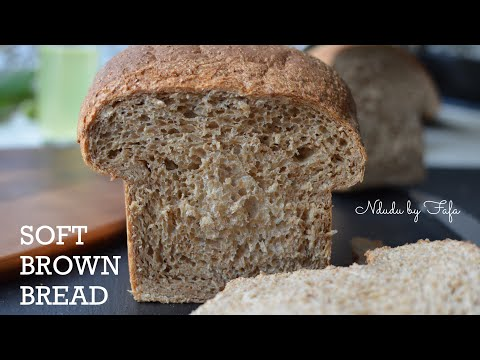 HOW TO MAKE THE PERFECT BROWN BREAD EACH TIME