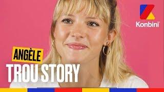 Zapętlaj Angèle - Trou Story | Konbini