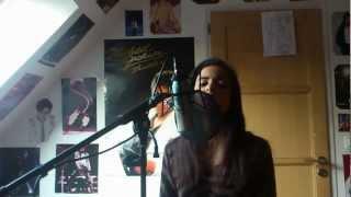 Alicia Keys - Girl On Fire (Cover)(Karaoke) By Ijyness
