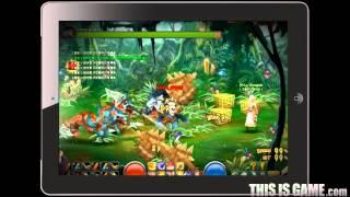 哥布林行動版 Goblin Mobile 遊戲宣傳影片-Thisisgame
