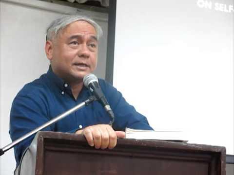 Fr. Luis David on Sovereign Power vs Disciplinary Power