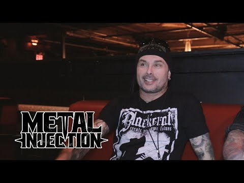 "CRADLE OF FILTH On The Story Behind ""Jesus.."" Shirt, Lords Of Chaos Film and More 