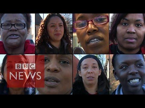 Ferguson shooting: What do mothers tell their children?
