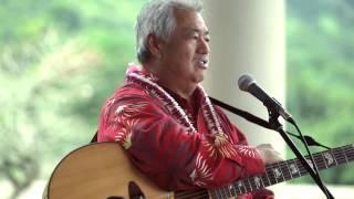 George Kahumoku, Jr. - 36 Mile Marker (HiSessions.com Acoustic Live!)