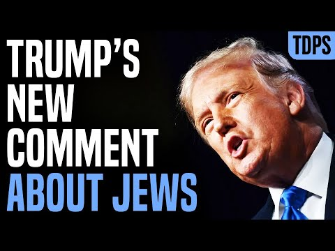 """Trump: Jews """"Only In It for Themselves"""""""