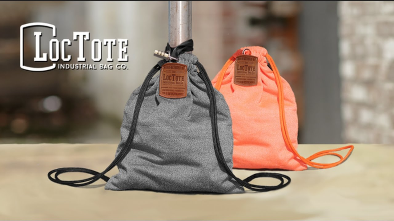 3548d49dd2e Flak Sack™ by the Loctote® Industrial Bag Co. Kickstarter Video ...