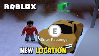 Roblox Jailbreak New Spawn Location for the Mclaren